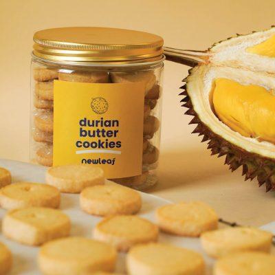 Durian Butter Cookies
